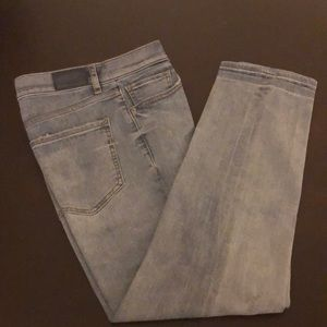 Express Straight Highwaist Vintage Mom Jeans  6